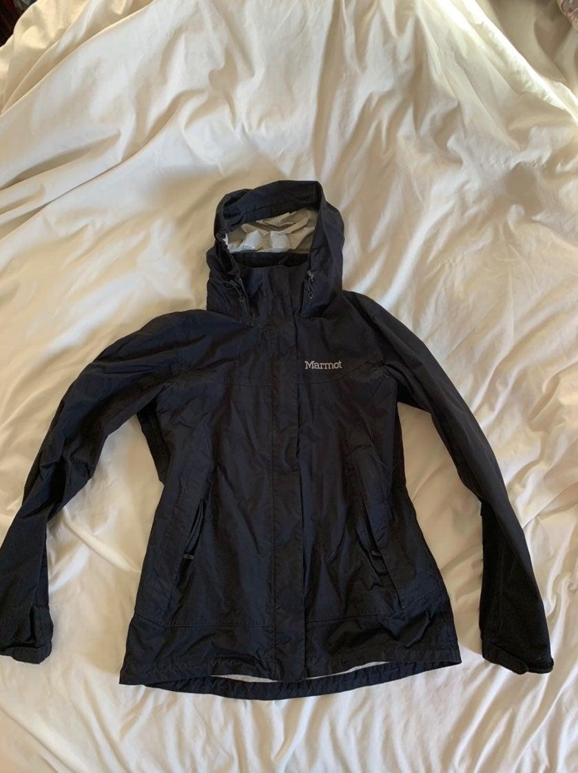 Marmot rain jacket size xs
