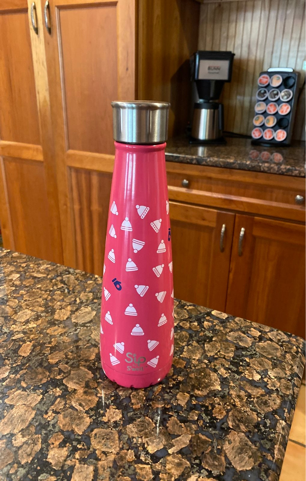 Sip by swell stainless steal bottle