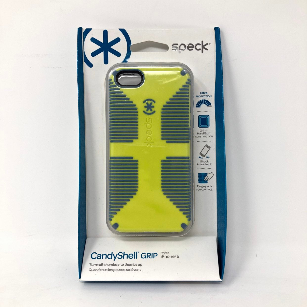 Speck Iphone 5 Neon Green Phone Case