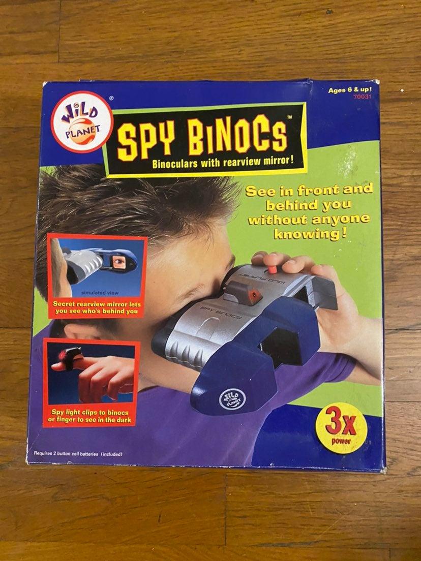 Wild Planet Spy Binocs