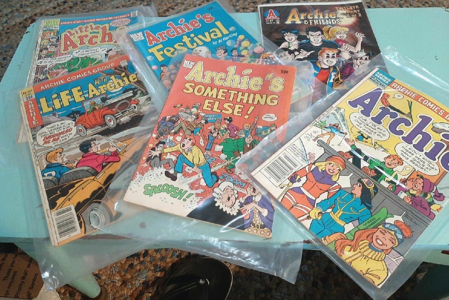 Archie Comics lot