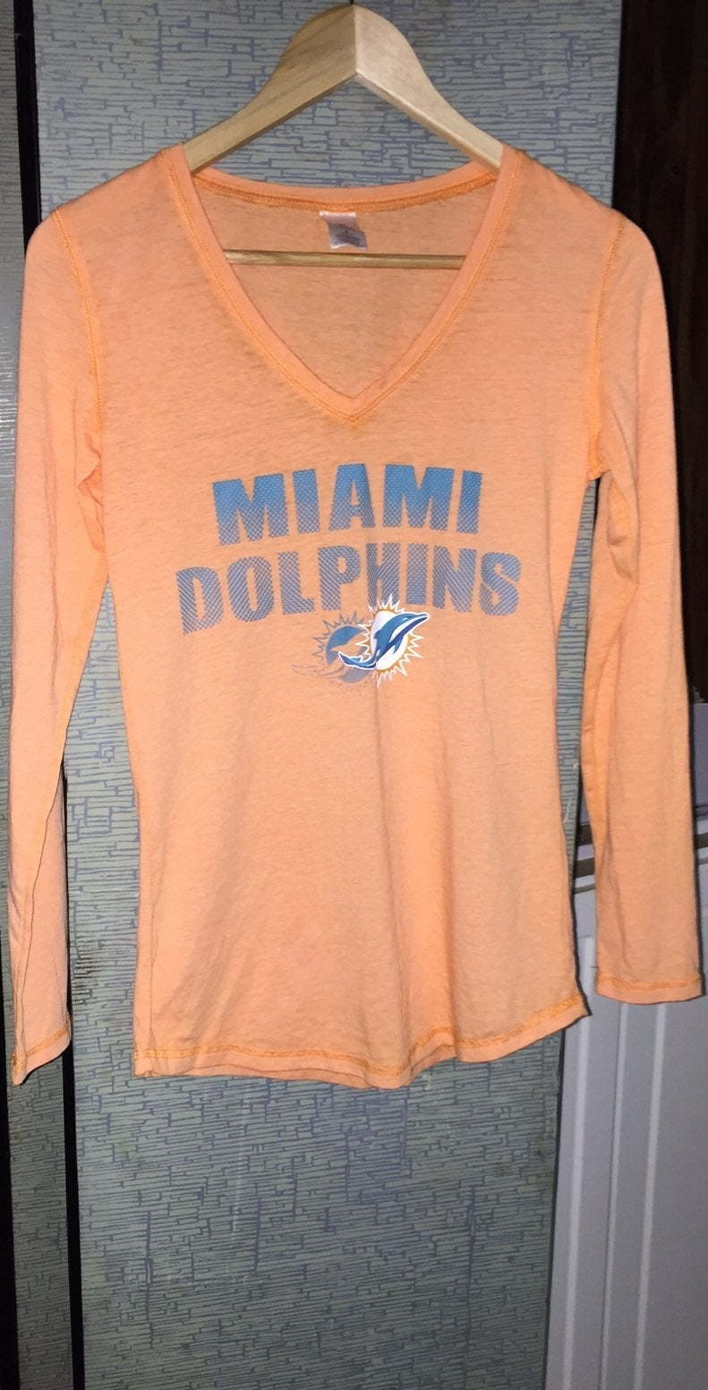 Miami Dolphins long sleeve