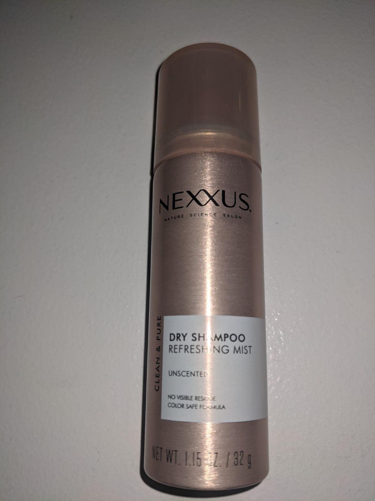 Nexxus Dry Shampoo Refreshing Mist 1.15