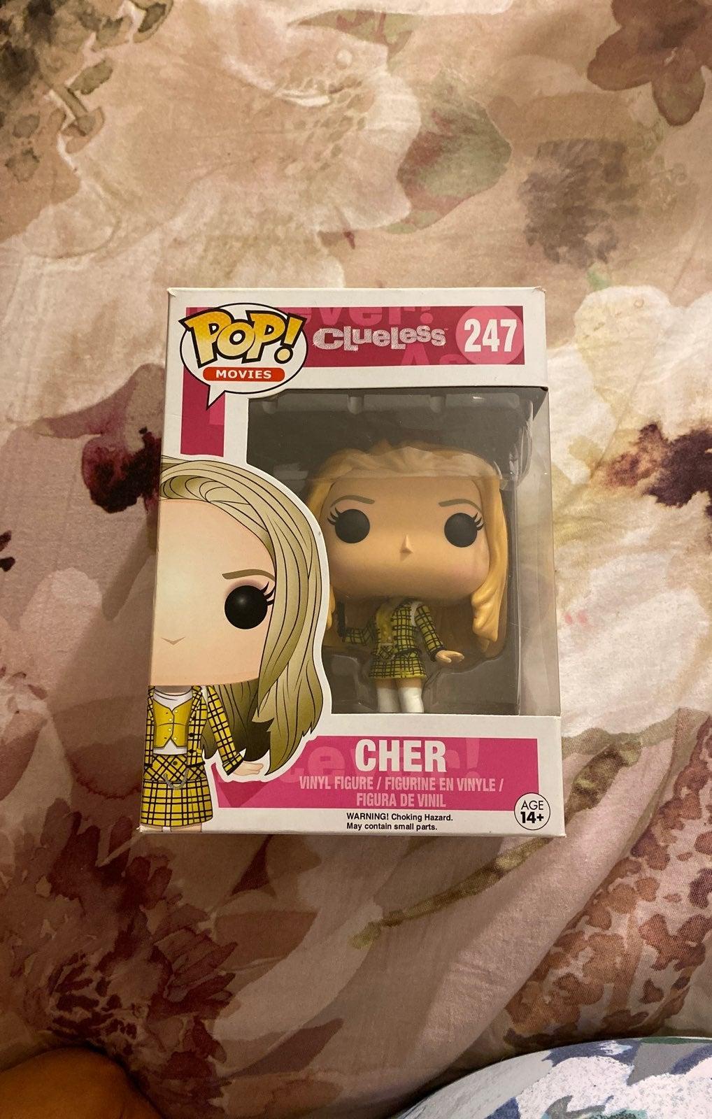 Cher Clueless Funko Pop
