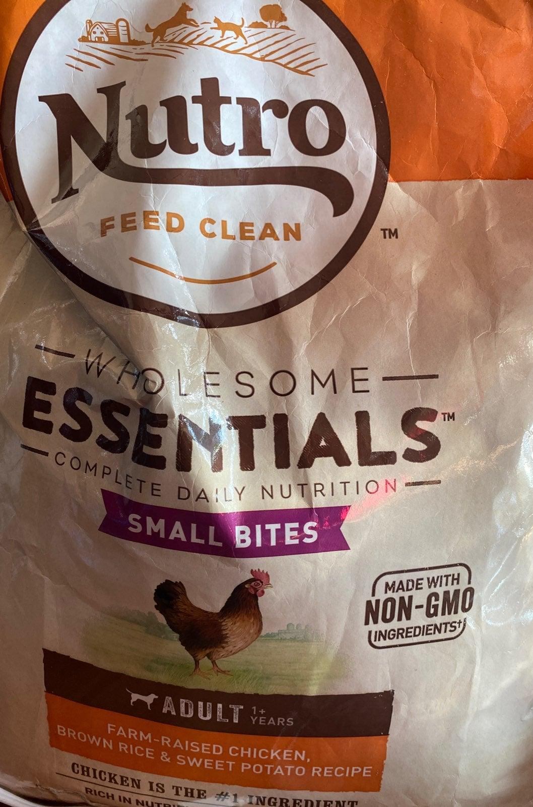 Nutro Dog Food 30LB Bag