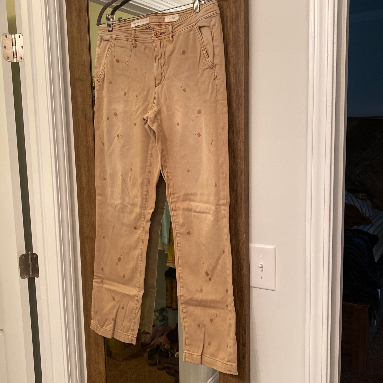 Pilcro and the Letterpress Pants (Anthro