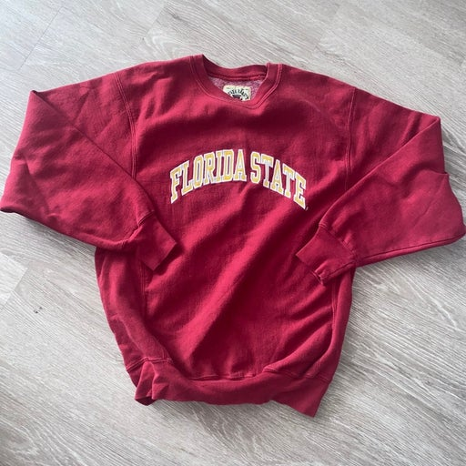 Vintage 90s Florida State sweatshirt XS