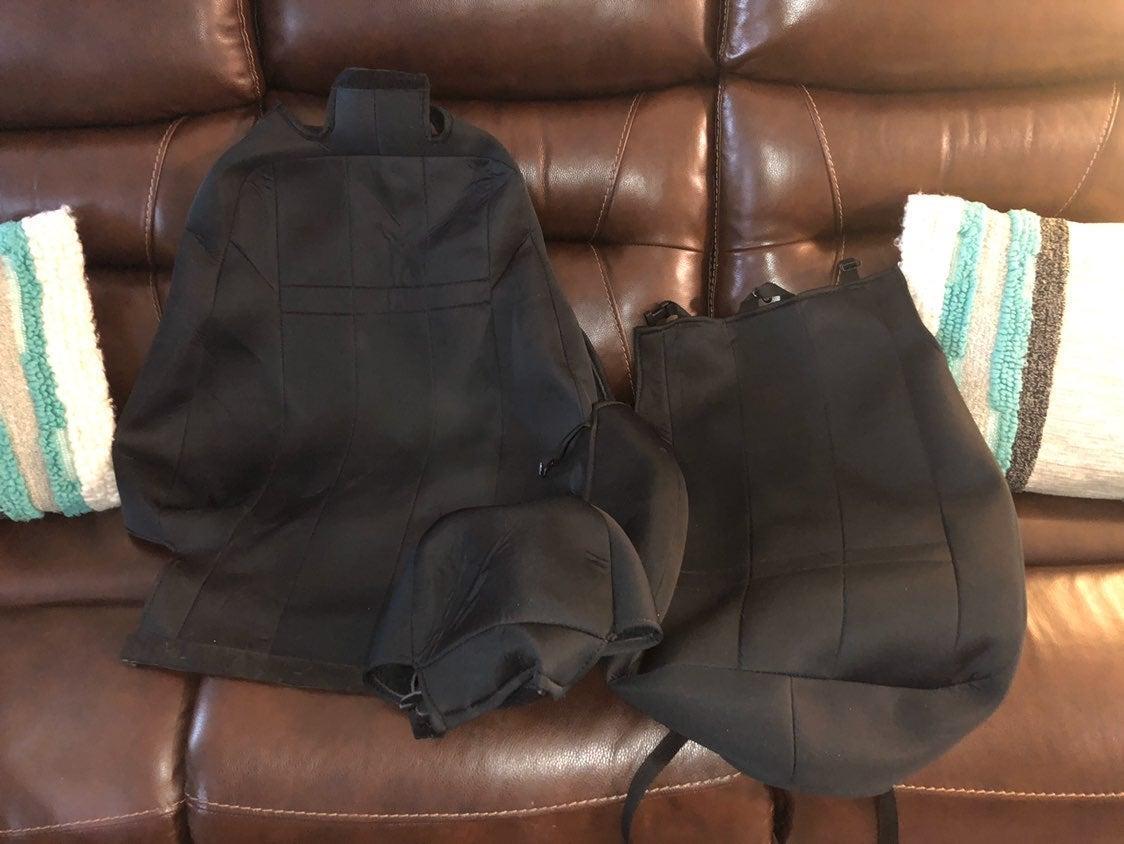Chevy Malibu Seat covers