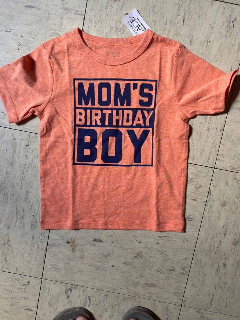 Childrens Place birthday shirt 2t