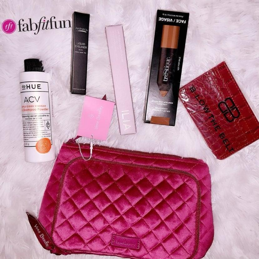6 x FabFitFun Cosmetic Bundle, NWT!