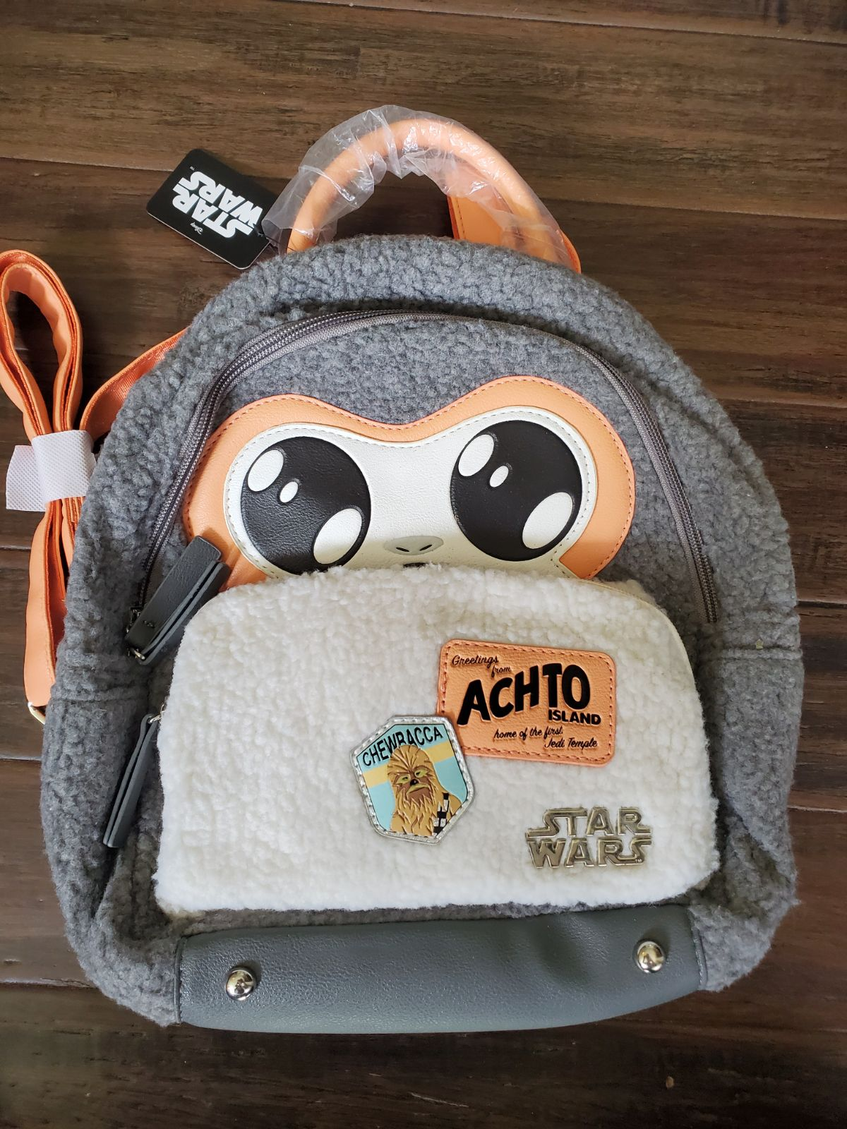 Star Wars mini backpack