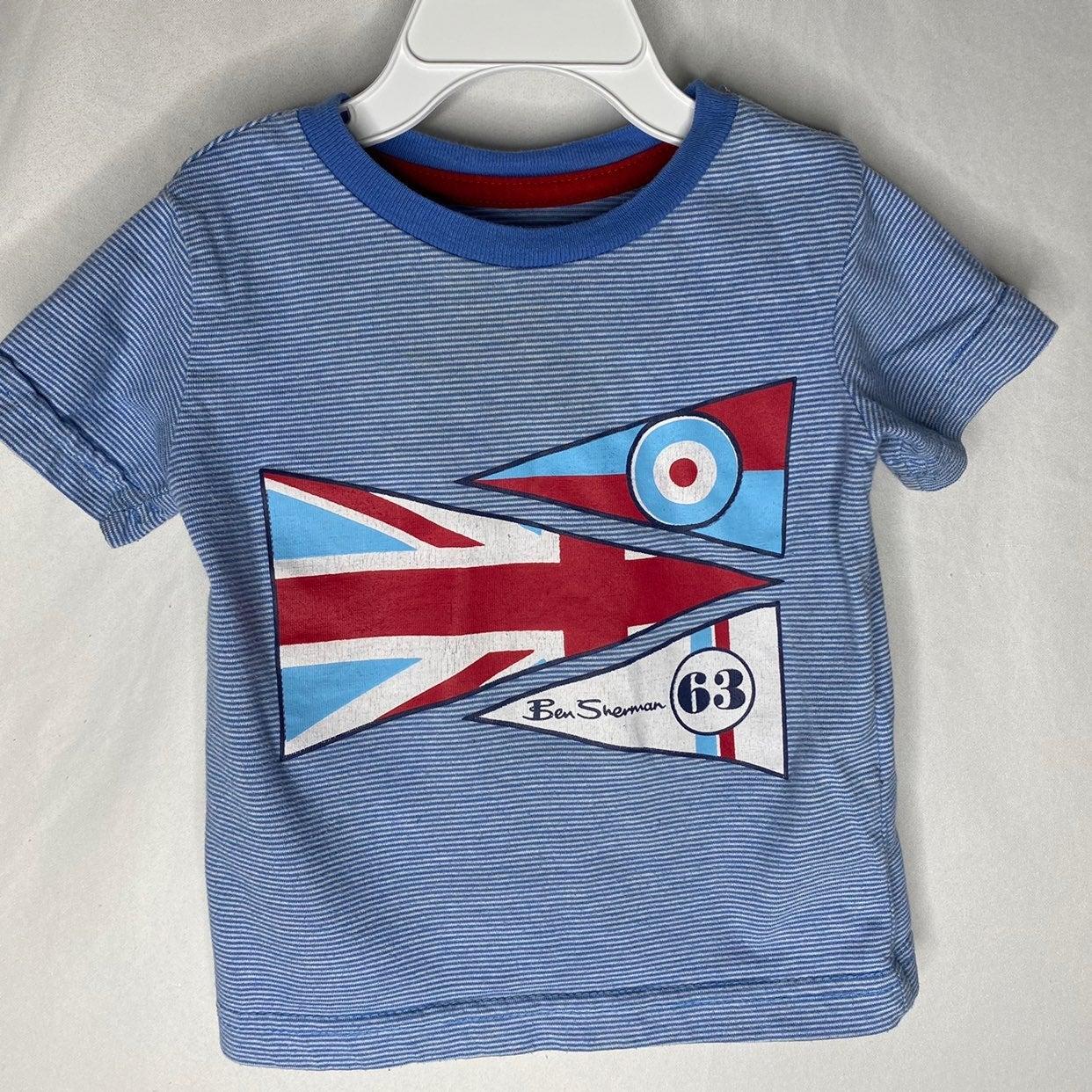 Ben Sherman T shirt Size 12M