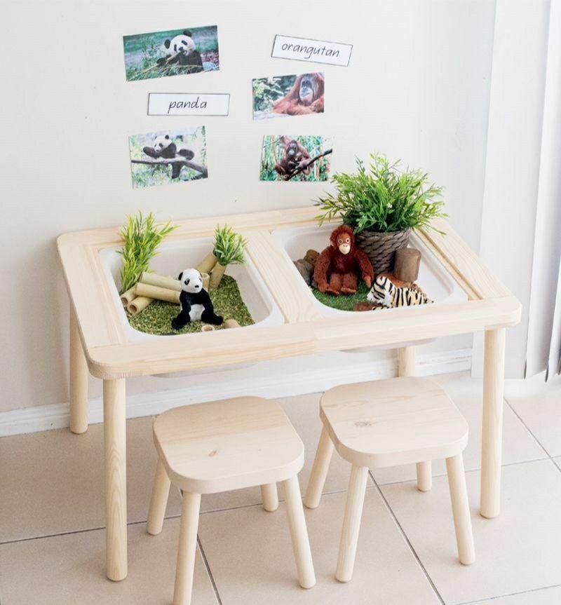Ikea Flisat Table