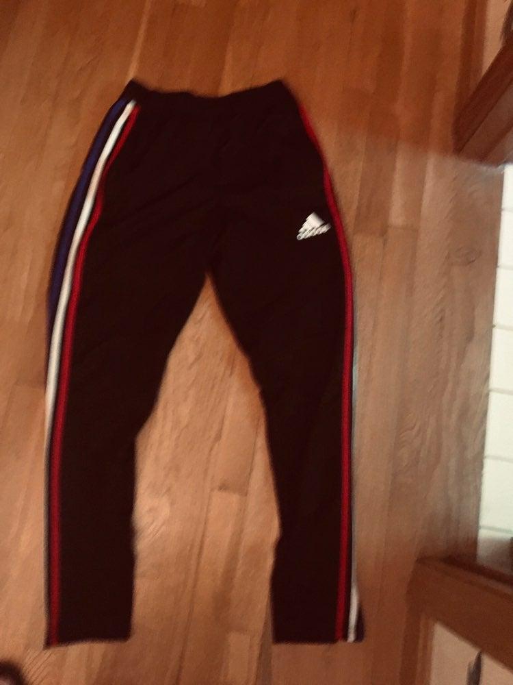 Adidas mens small atletic pants