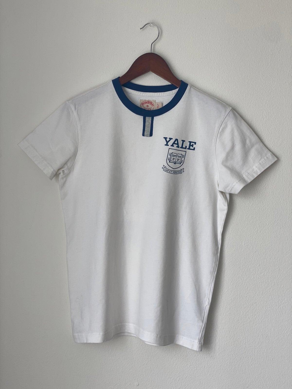 Brooks Brothers Yale Shirt Sz S
