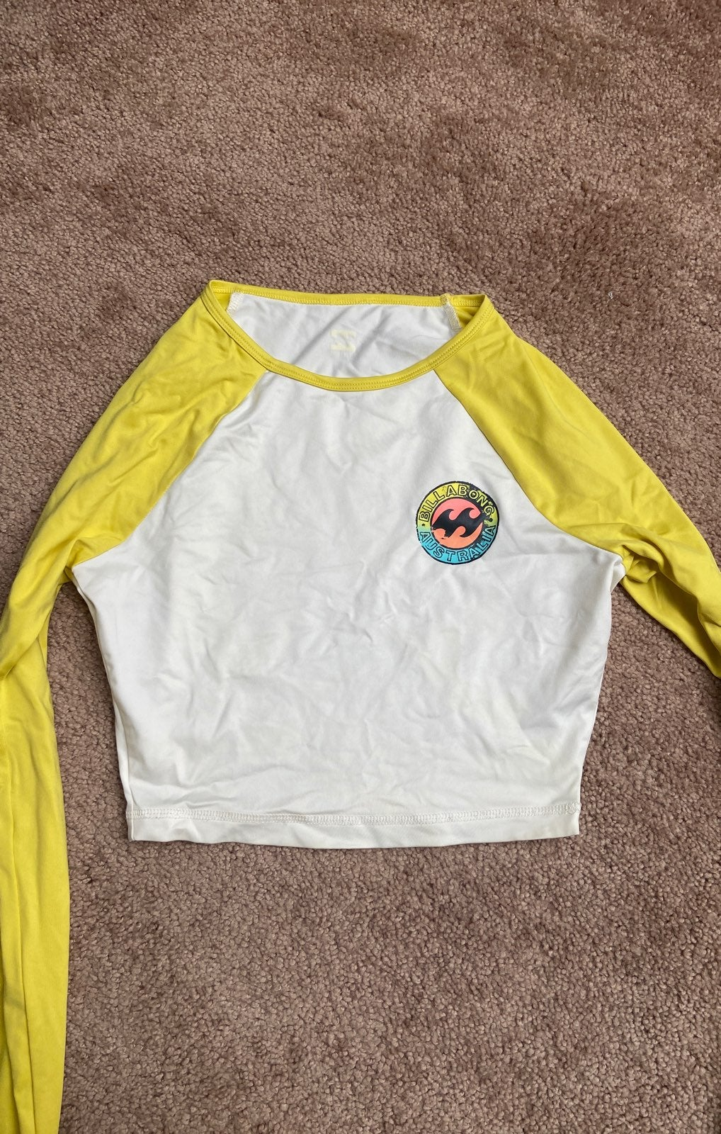 Billabong Crop Rashguard
