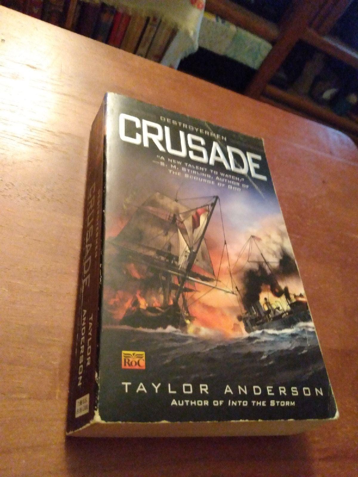 Crusade Taylor Anderson