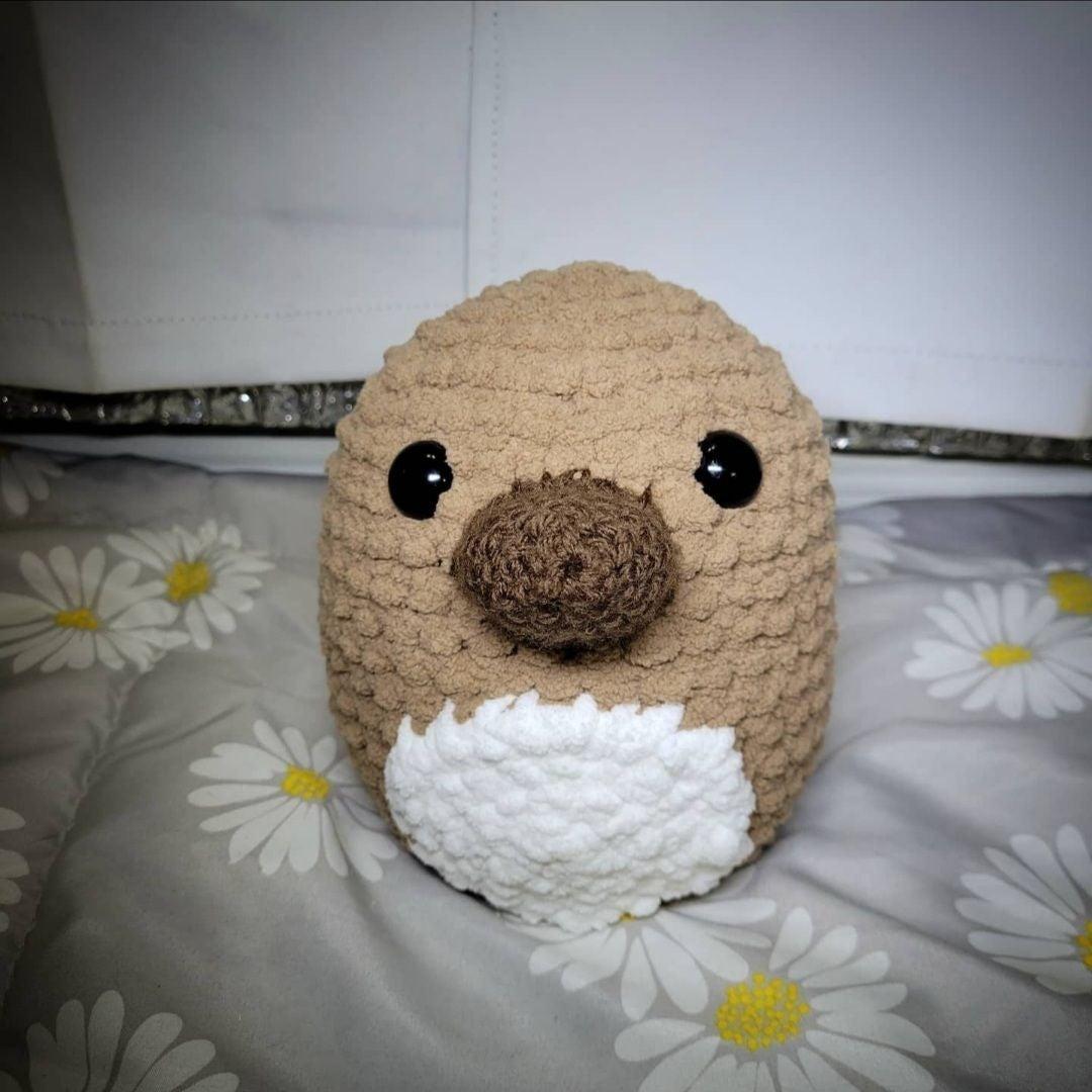 Crochet Squish Inspired Platypus Santino