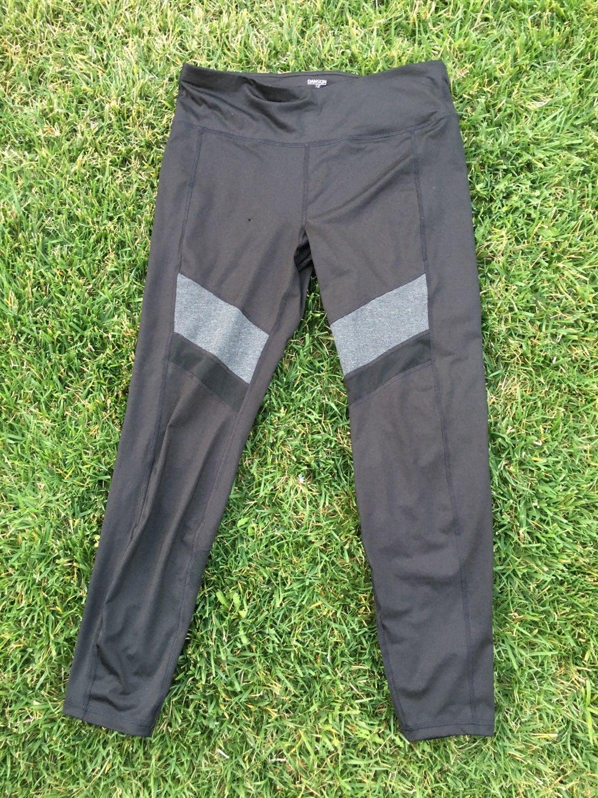 Nice black dance skin leggings joggers s