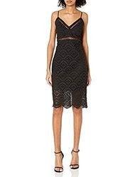 Bardot Women's Eyelet-Lace Dress - Black