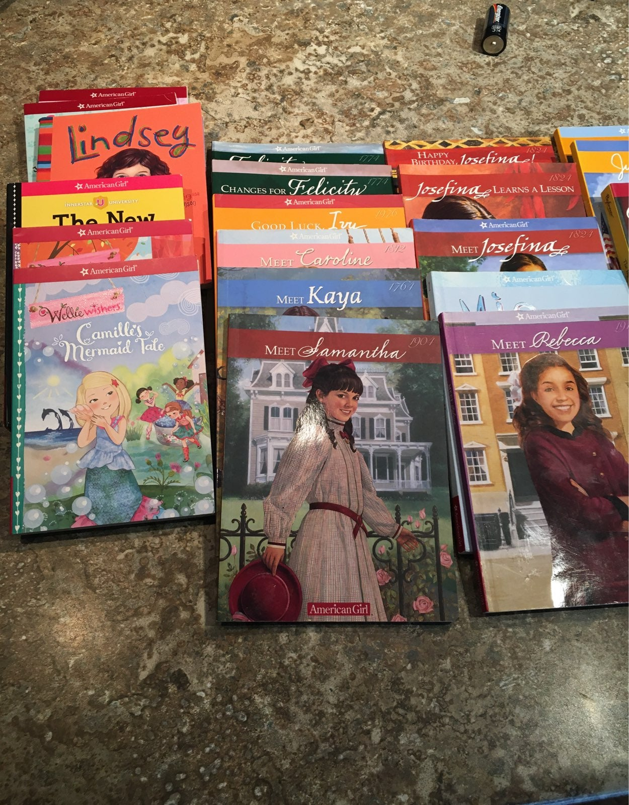 American Girl Lot of 28 Books