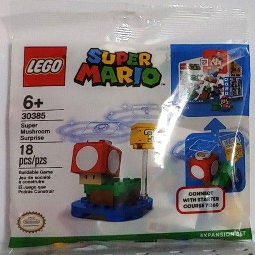 LEGO 30385 SUPER MUSHROOM SURPRISE