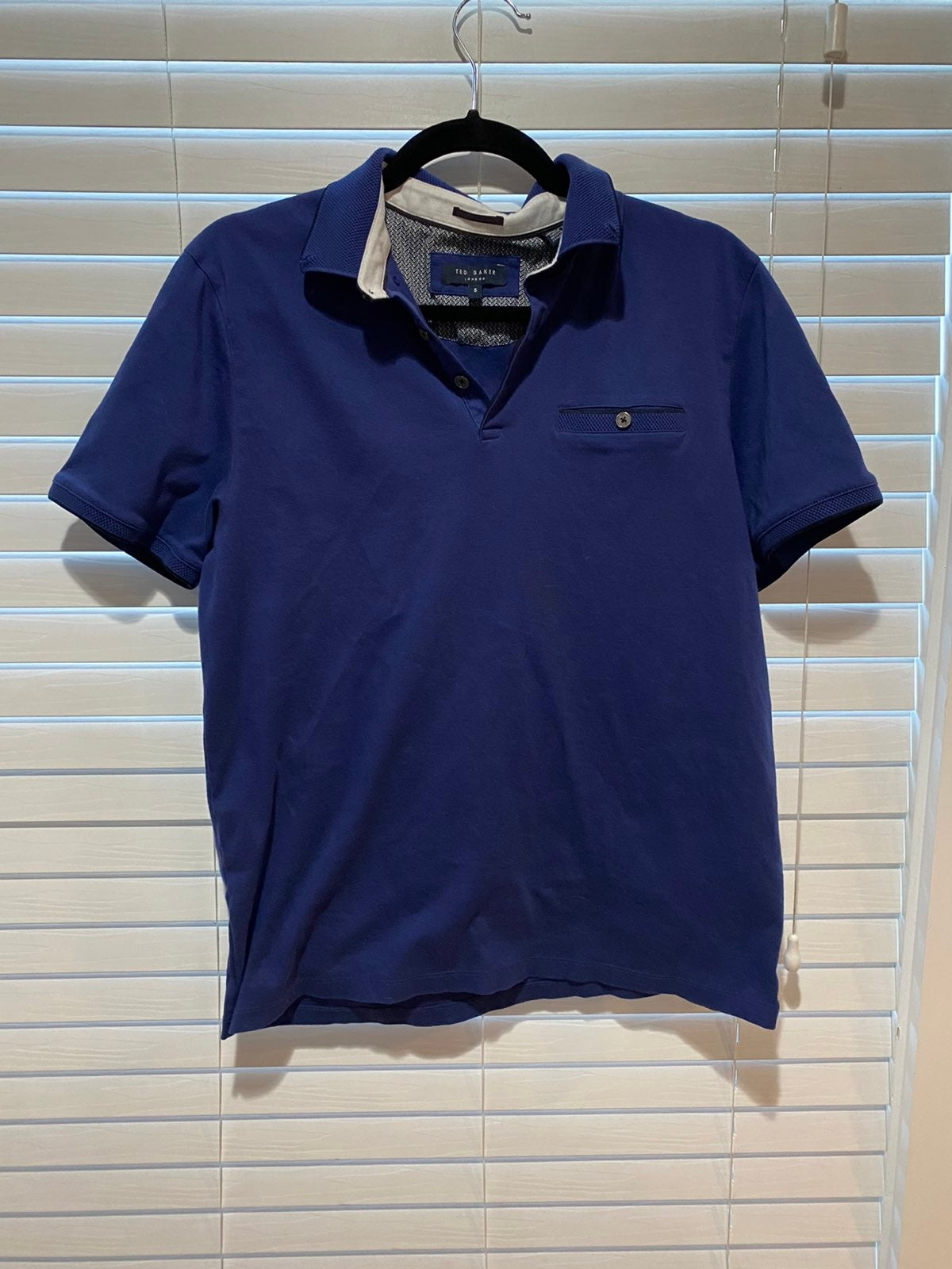 Ted Baker Polo Shirt - Size 5/L