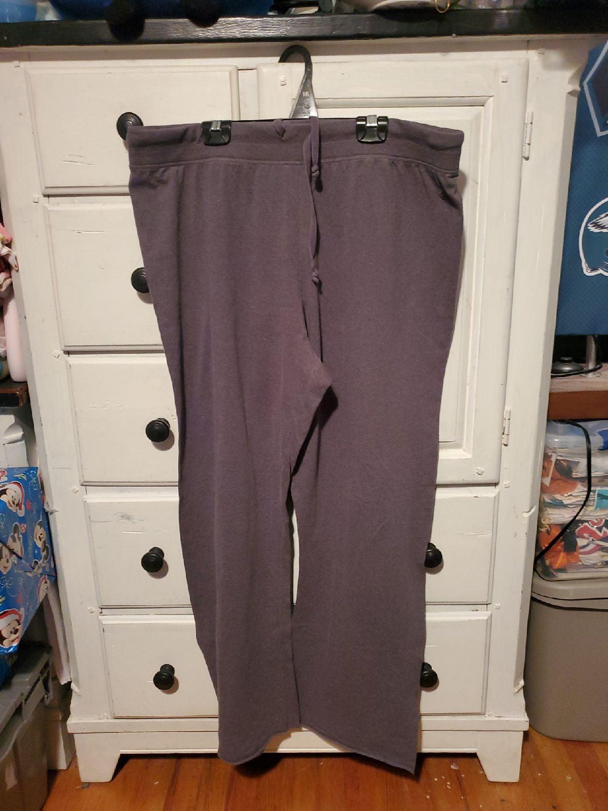 Champion pants 2x