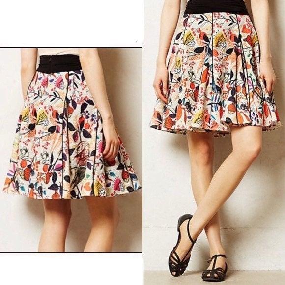 Rare Anthro skirt