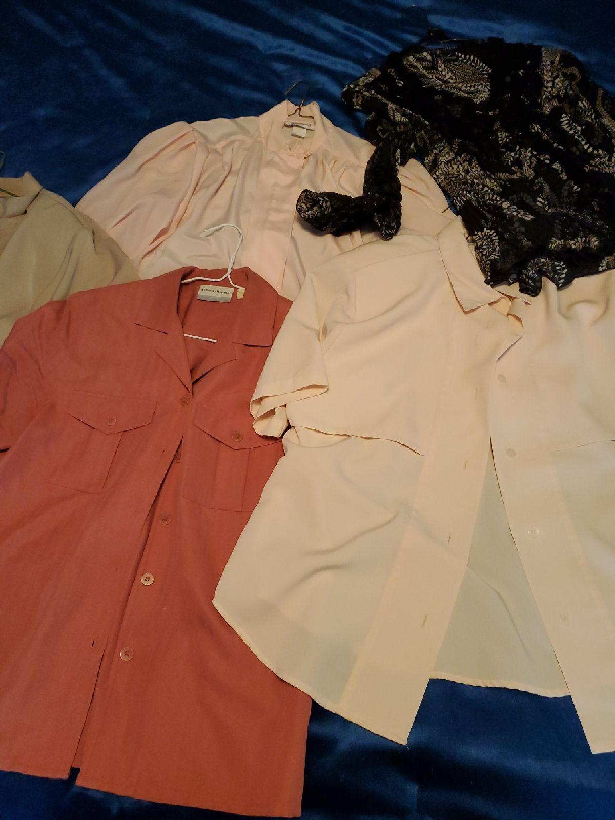 Women shirt lot