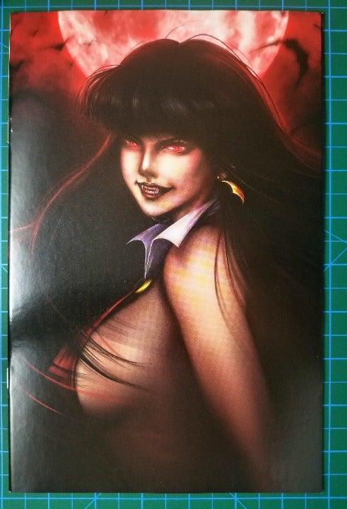 Vampirella #2 Exclusive Virgin Variant