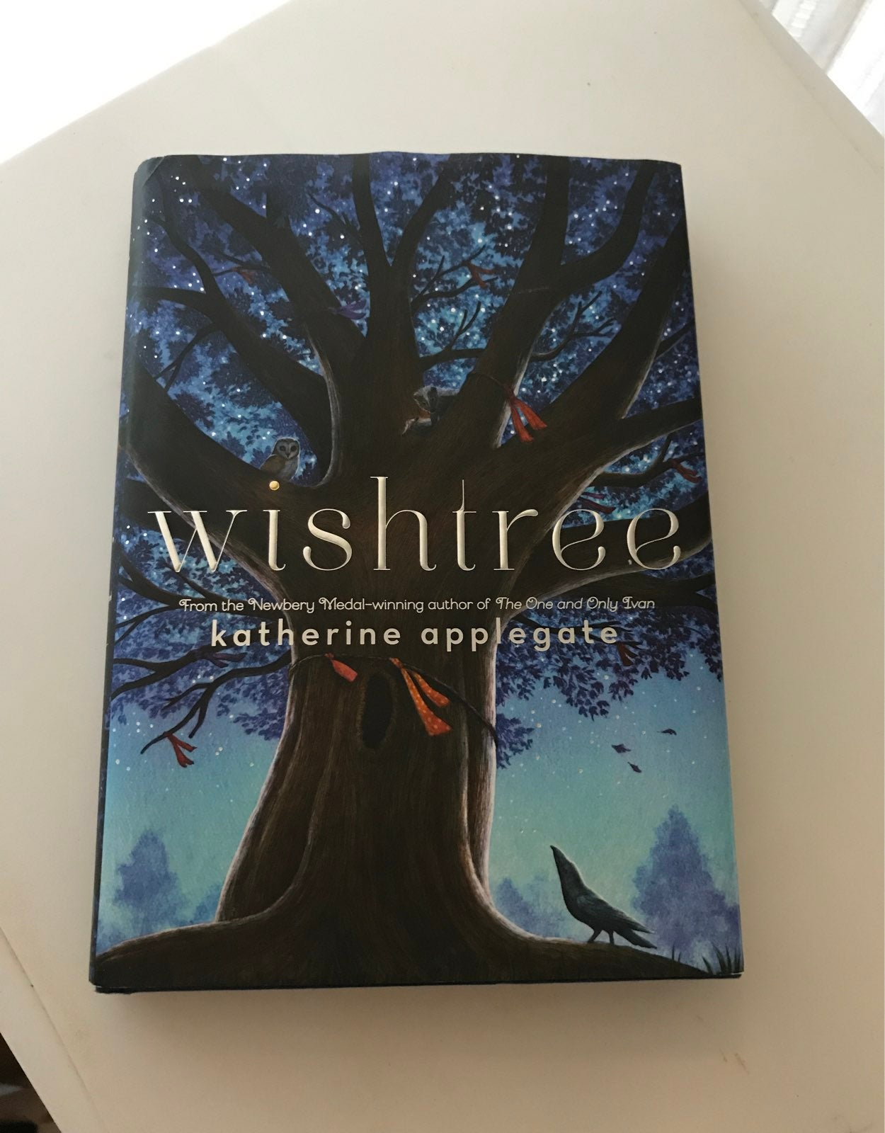 Wishtree by Katherine Applegate (hardcov