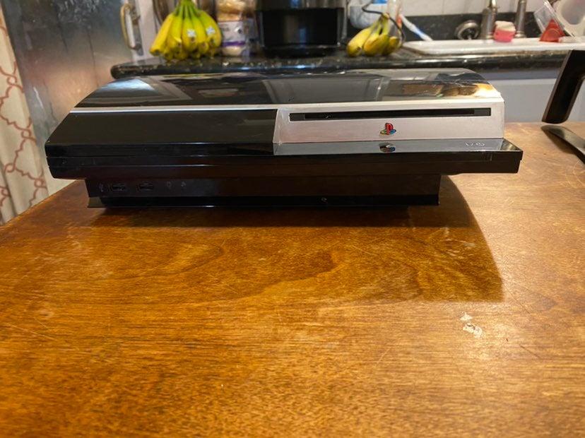 40 GB PS3 Fat Console 4.85 Firmware