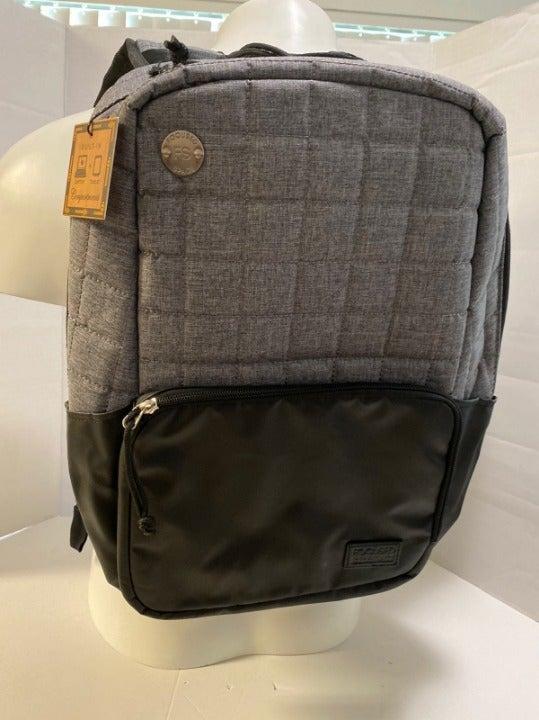 Focused Space Backpack Gray/black ipad