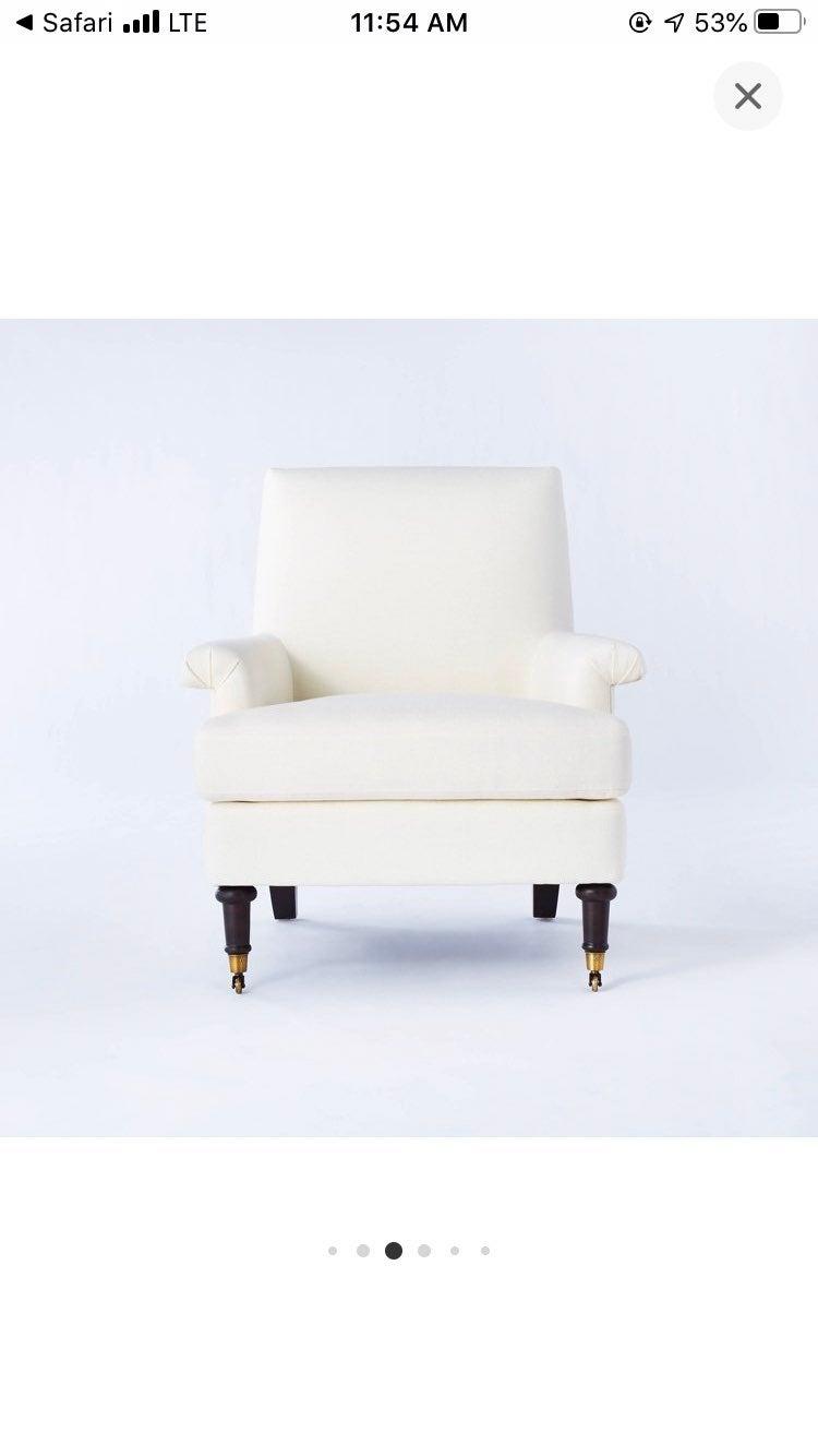 Studio McGee Mercer Rolled Chair