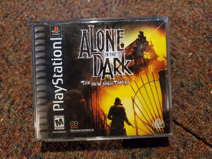 Alone in the Dark PS Game