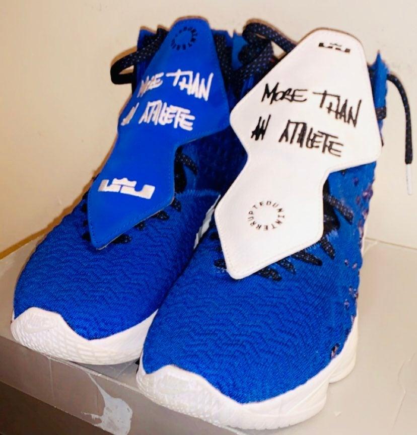 "Nike Lebron 17 ""mtaa"""