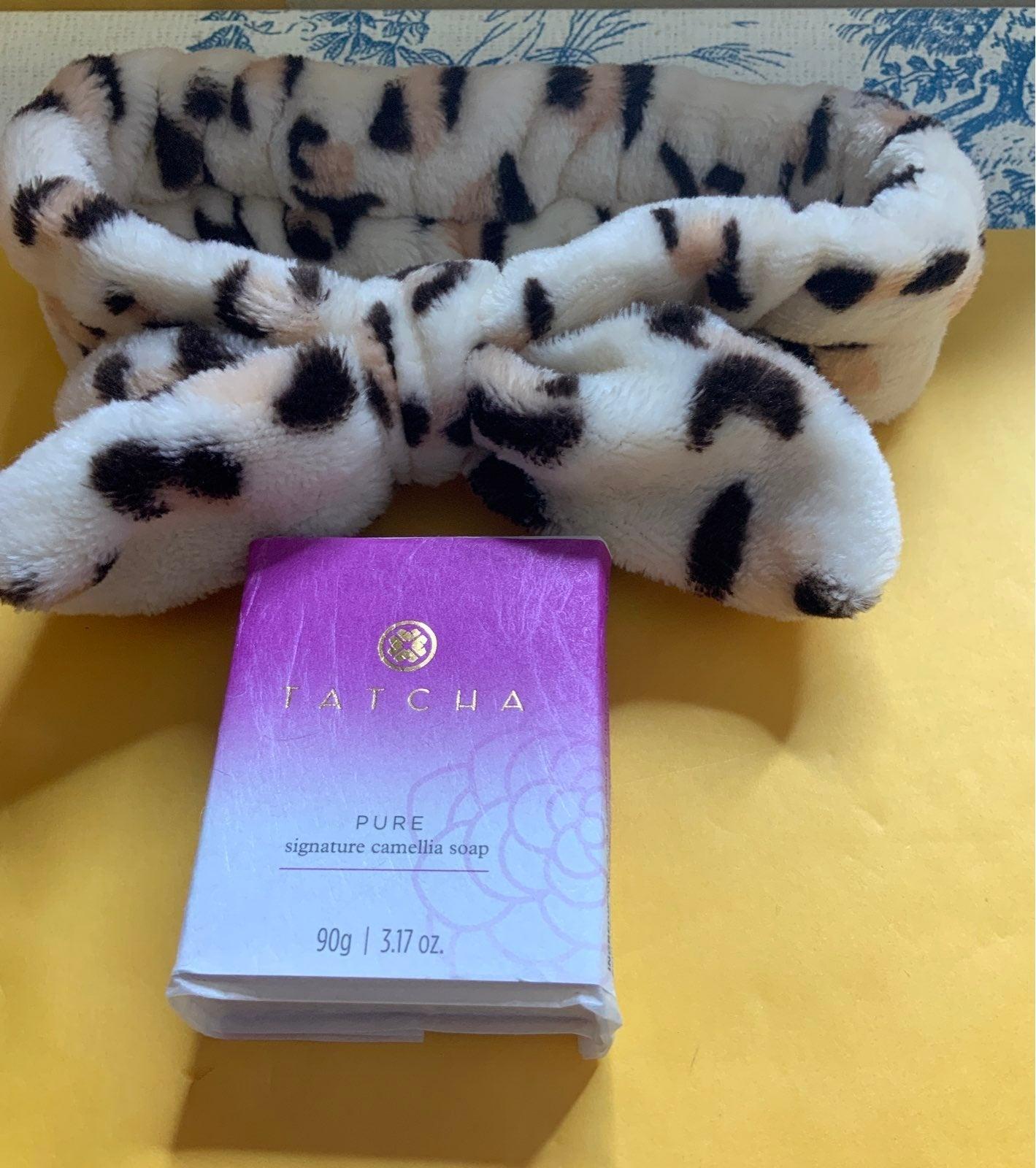 Tatcha signature camelia soap