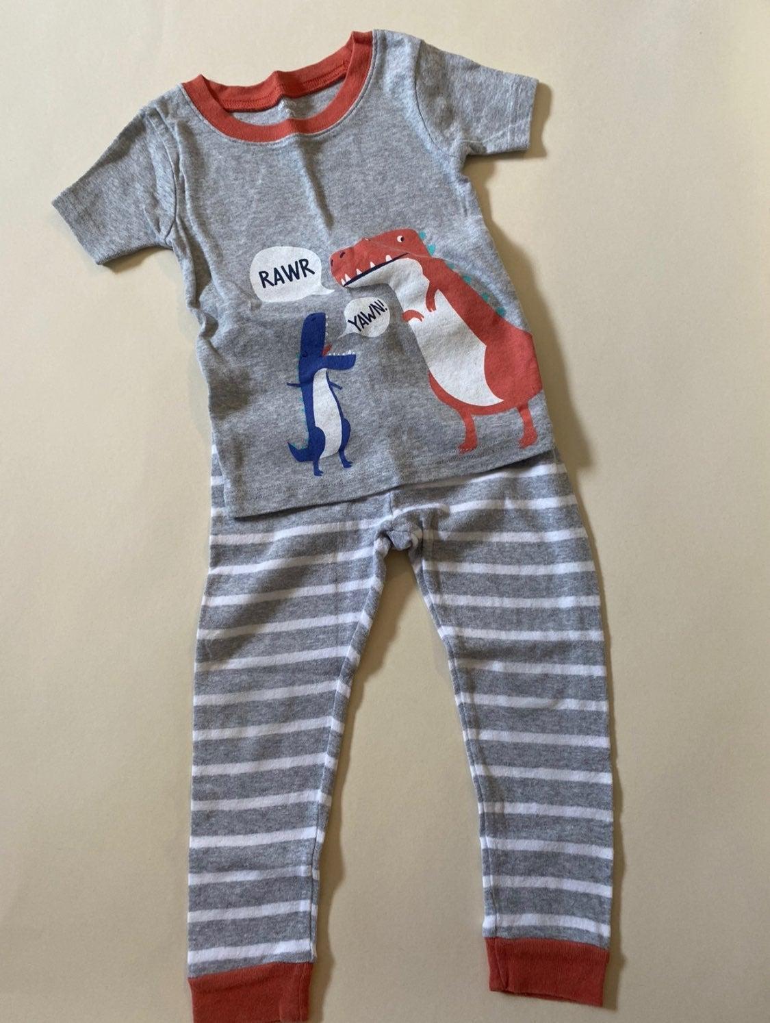 Carter's toddler pajamas