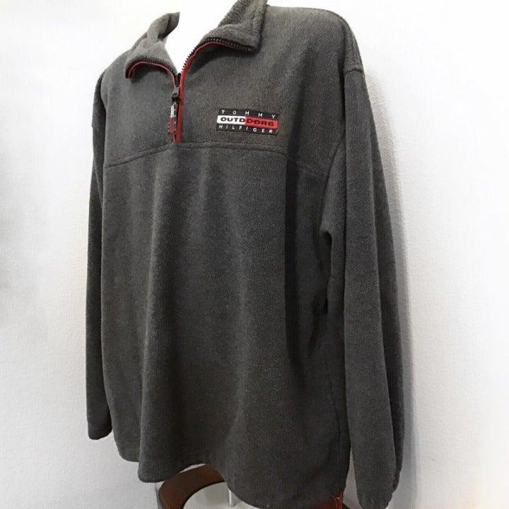 Vintage Tommy Hilfiger Pullover Fleece