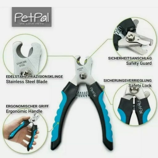 PETPAL Nail Clippers For Dogs or Cats