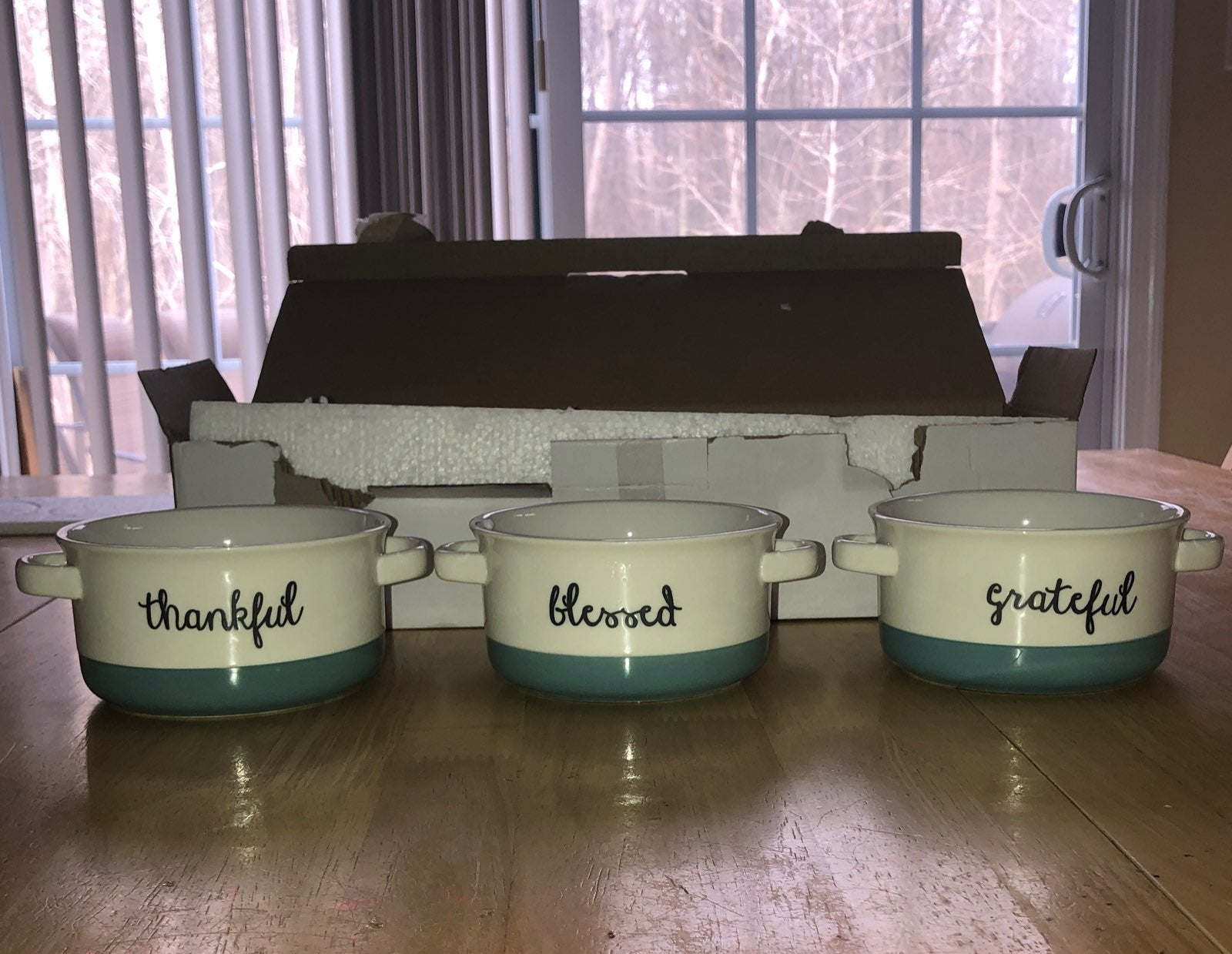 Set of Ceramic bowls