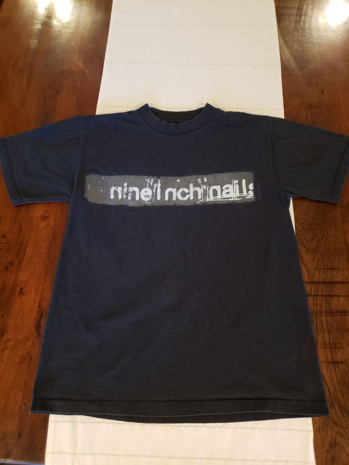 Vintage NIN Shirt