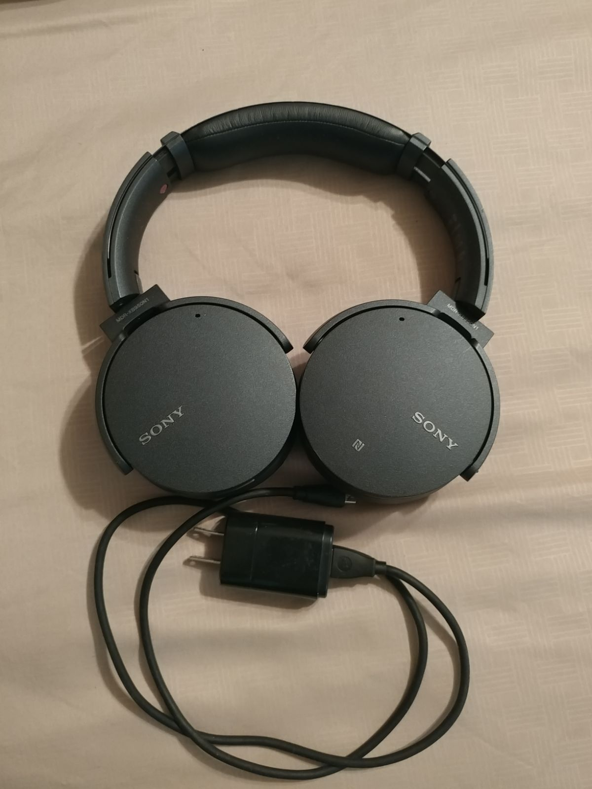 SONY WIRELESS BLUETOOTH XBASE HEADPHONES
