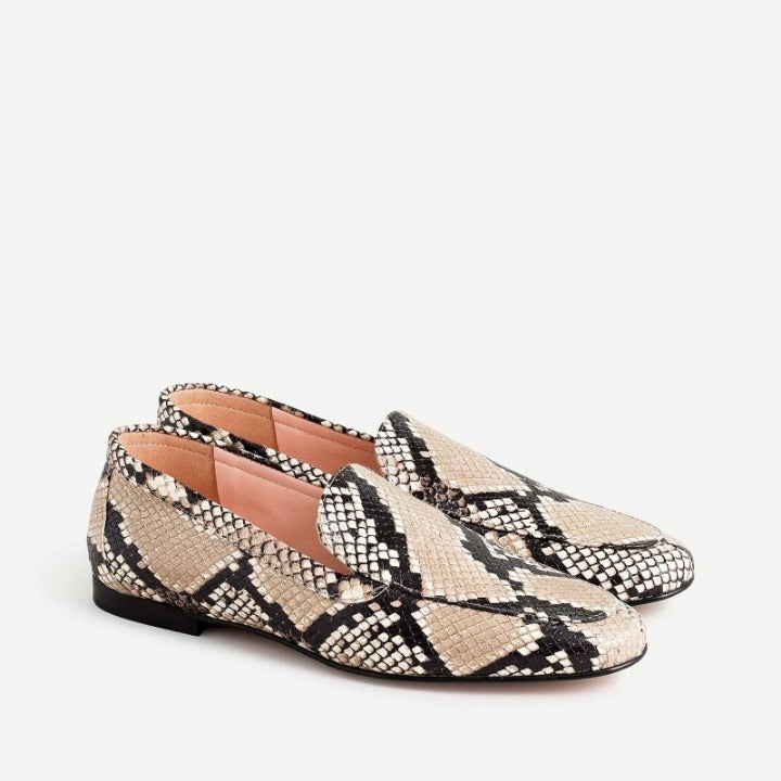 J. Crew Cecile Smoking Loafers Sz 6M