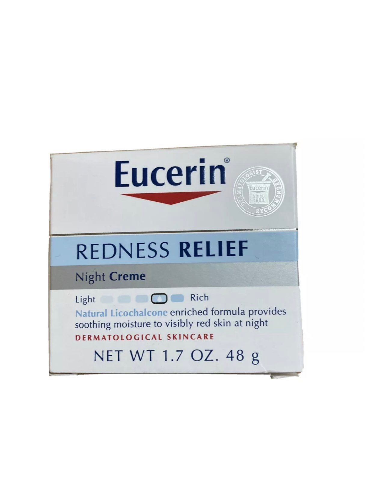 Eucerin Redness Relief Night Creme, For
