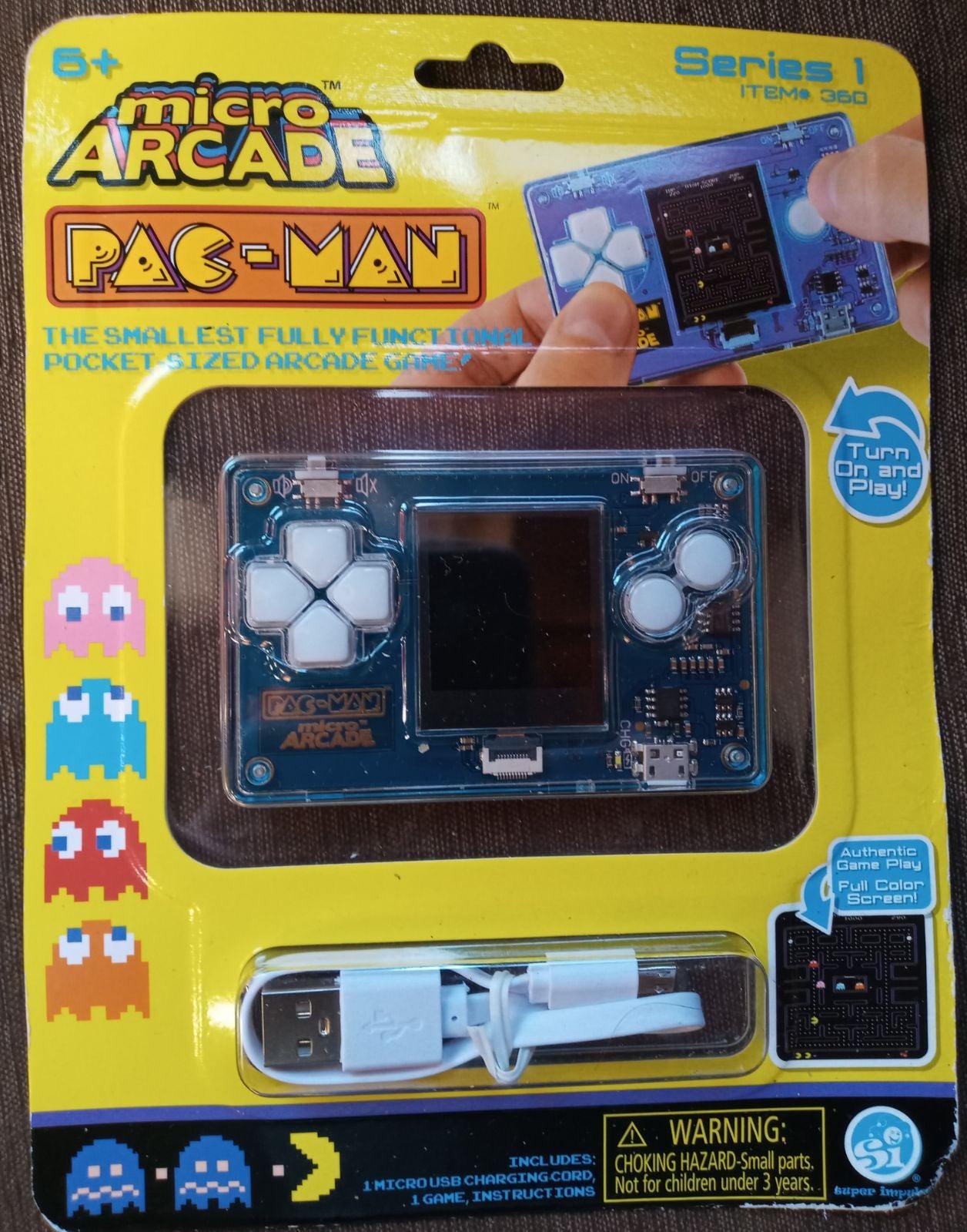 Micro Arcade Pac-man