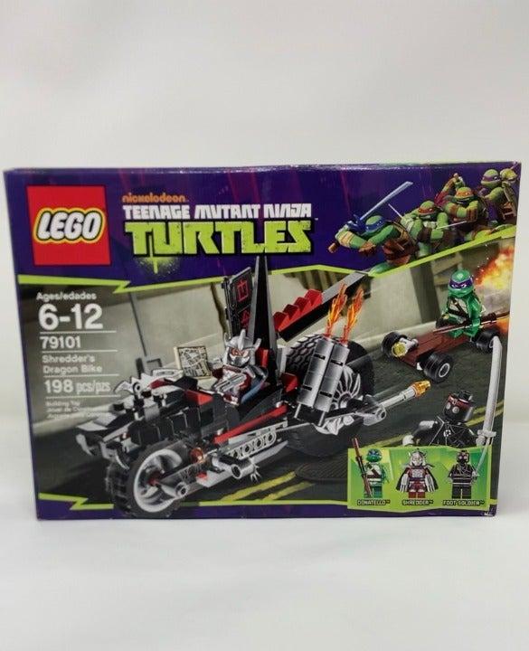 LEGO TMNT Shredder's Dragon Bike 79101