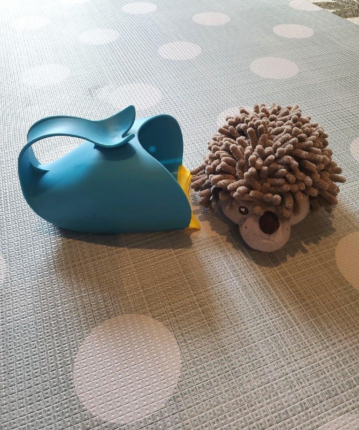 Skip Hop Moby Rinse SoapSox Hedgehog