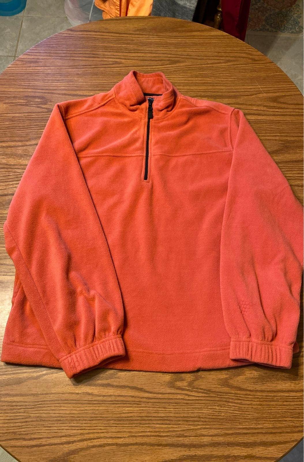 Saddlebred Fleece Pullover Men M